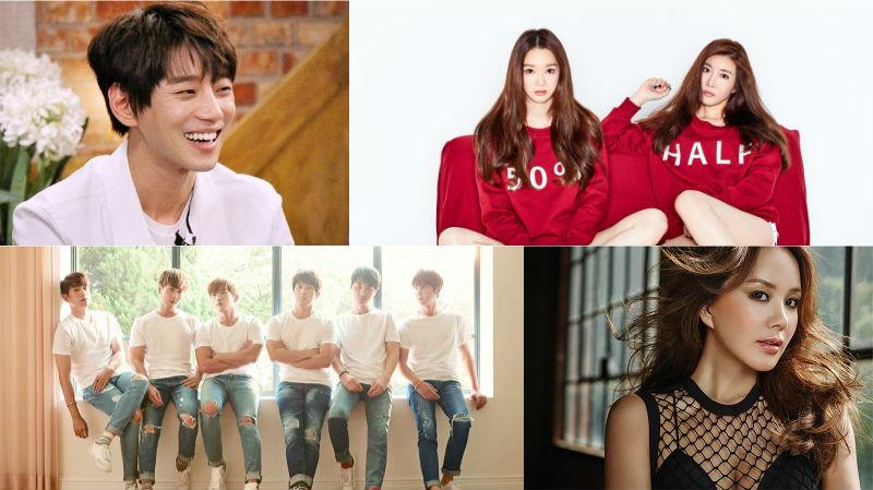 """KBS anuncia segunda alineación de artistas para """"2016 KBS Gayo Daejun"""""""