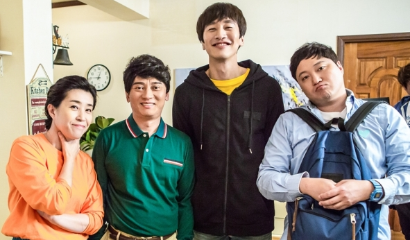 """Kim Byung Ok elogia a su compañero en """"The Sound of Your Heart"""", Lee Kwang Soo, por sus modales"""