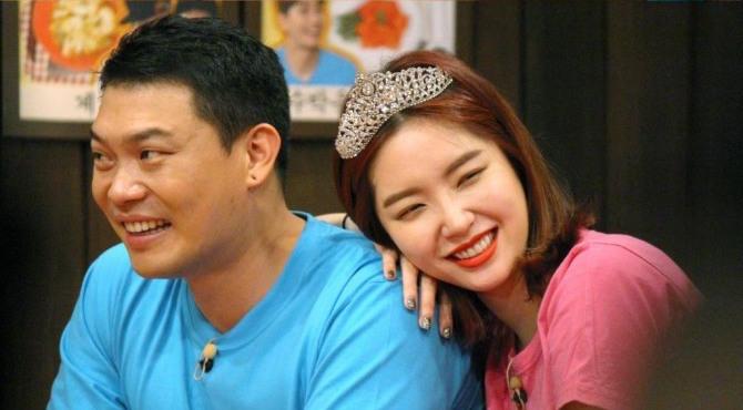 Kim Sae Rom y Lee Chan Oh anuncian su divorcio