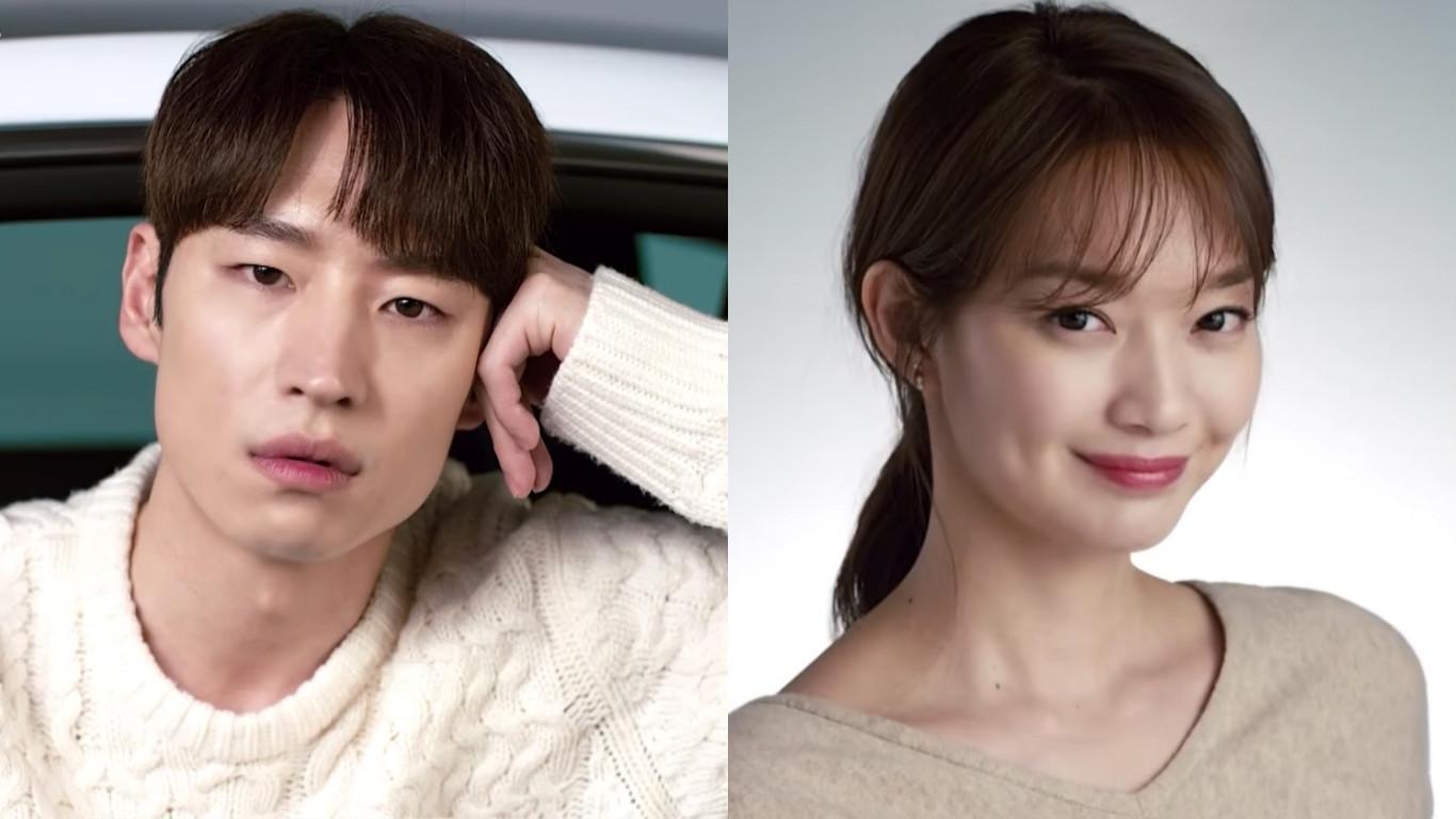 """Shin Min Ah y Lee Je Hoon cómicos en el nuevo teaser de """"Tomorrow, With You"""""""