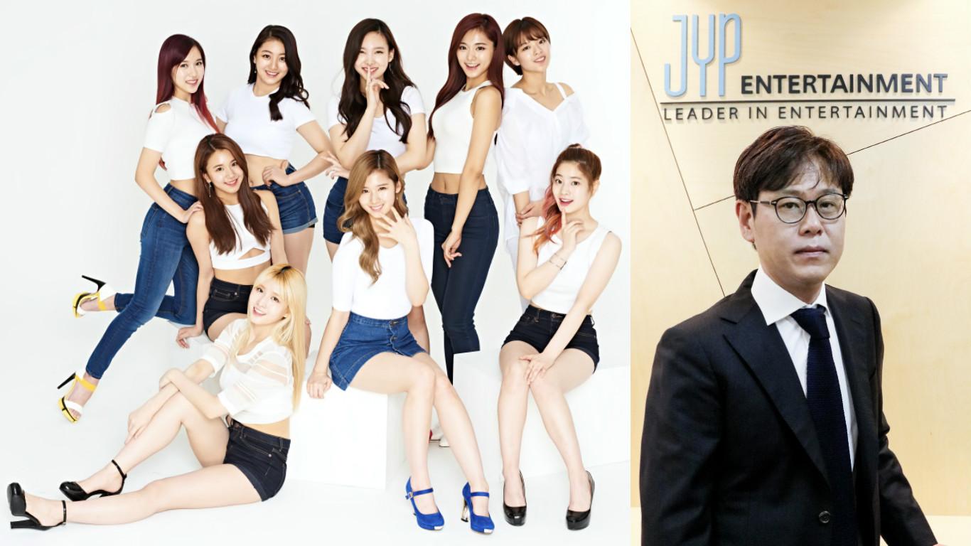 El representante de JYP Entertainment habla sobre el éxito de TWICE y el futuro de JYP