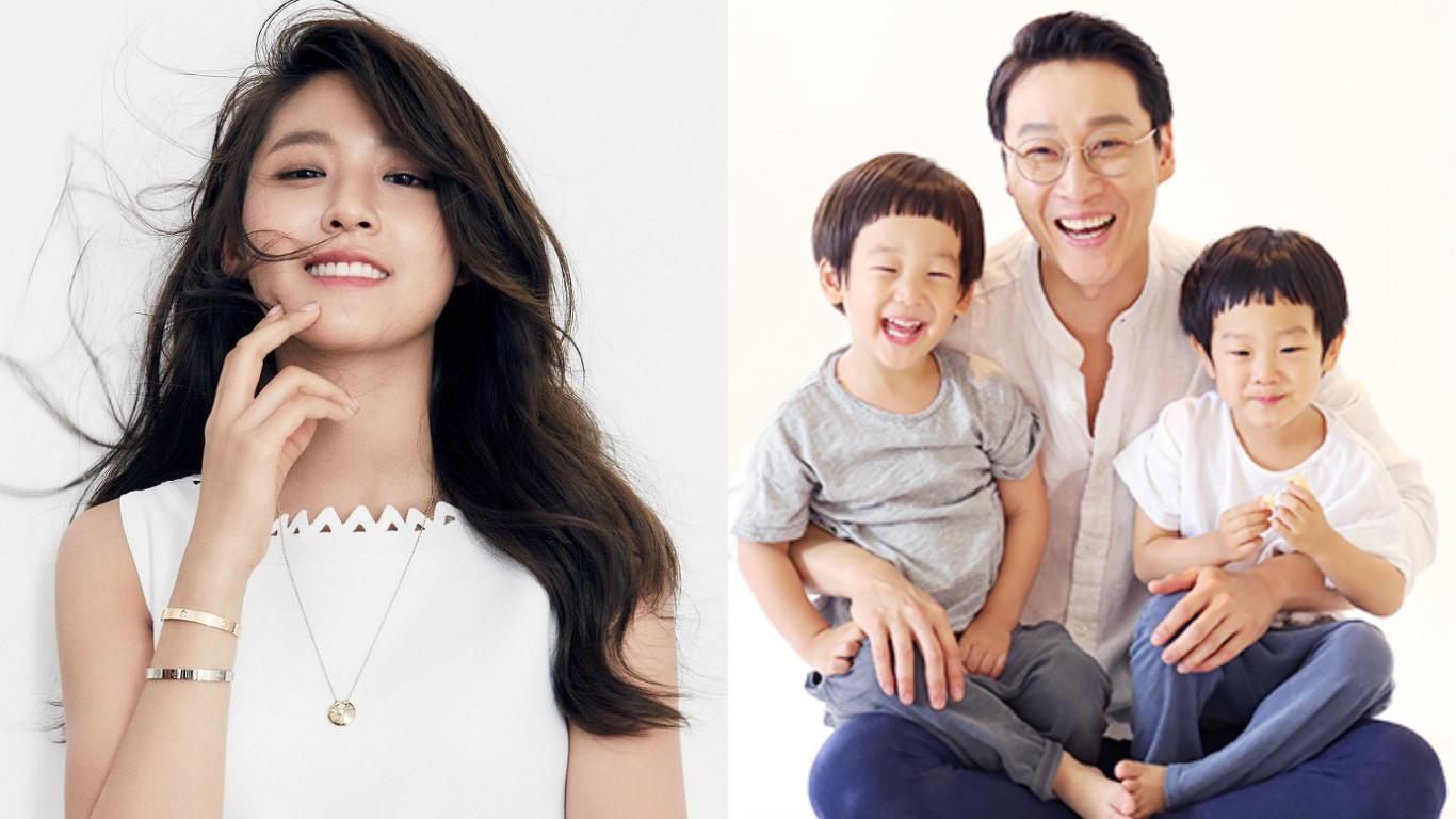 Seolhyun de AOA se convierte en el Santa secreto de Seo Eon y Seo Jun