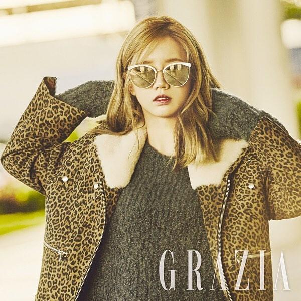 Hyeri revela que siente agobio ante el próximo regreso de Girl's Day