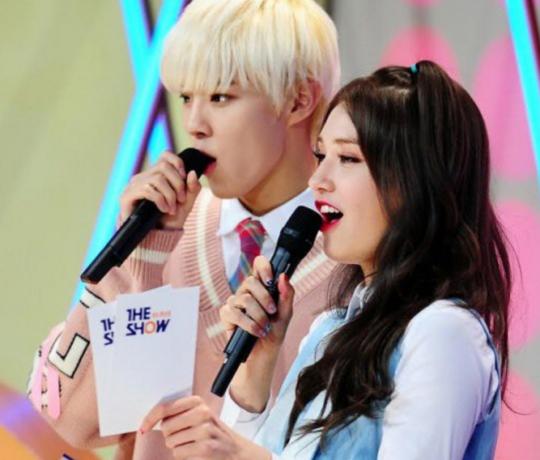 """""""The Show"""" publica declaración oficial con respecto a la reciente controversia de Jeon Somi y Wooshin"""