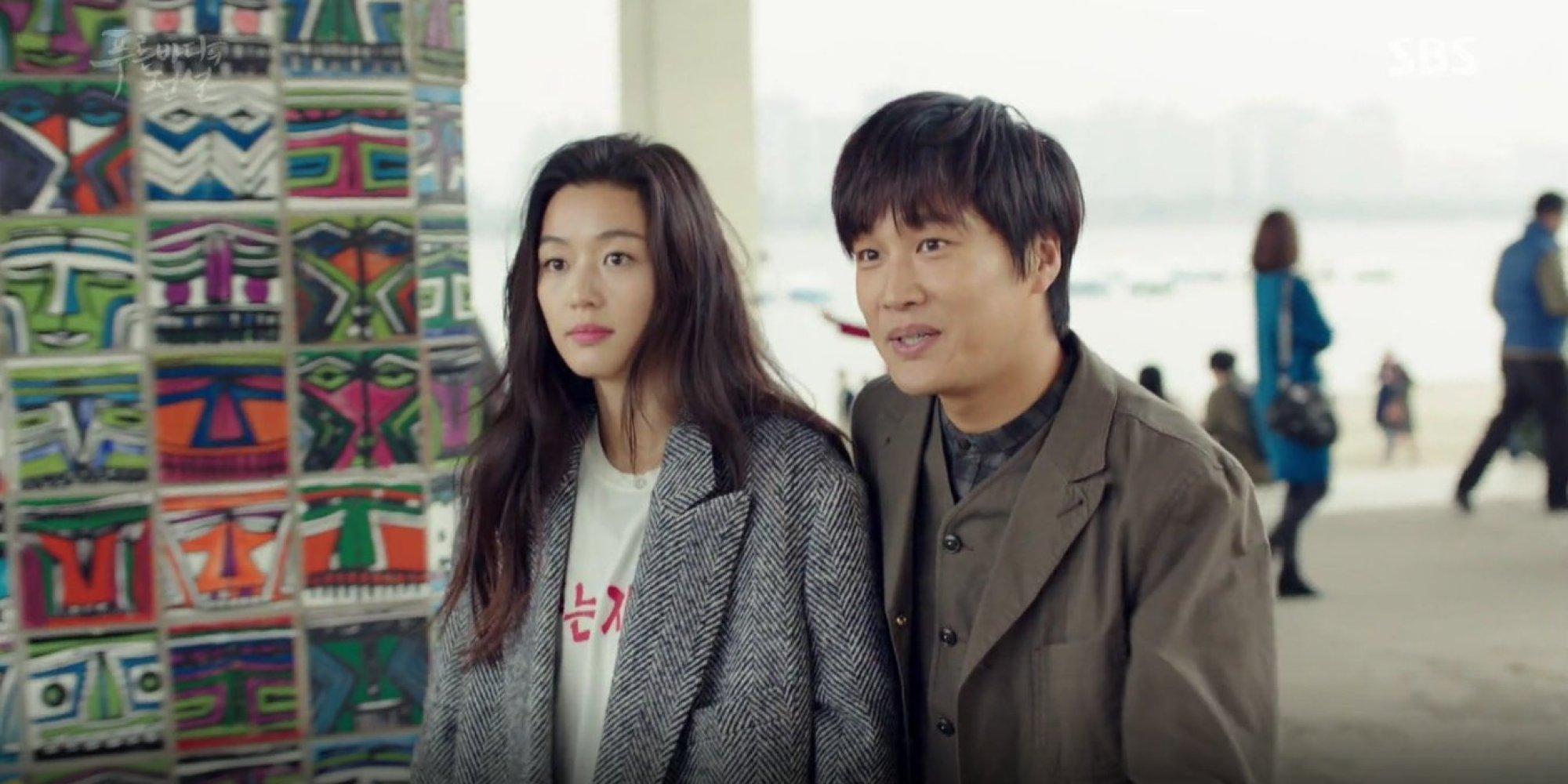 Cha Tae Hyun revela cómo se sintió al reunirse con Jun Ji Hyun en TV luego de 15 años