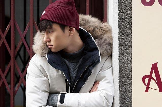 Go Kyung Pyo muestra su estilo en sesión fotográfica para Nylon Korea