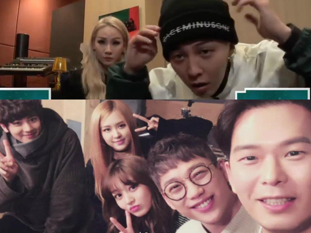 EXO, GD, BLACKPINK, TWICE, GOT7 y más colaboran para actuaciones de productores en el 2016 SBS Gayo Daejun