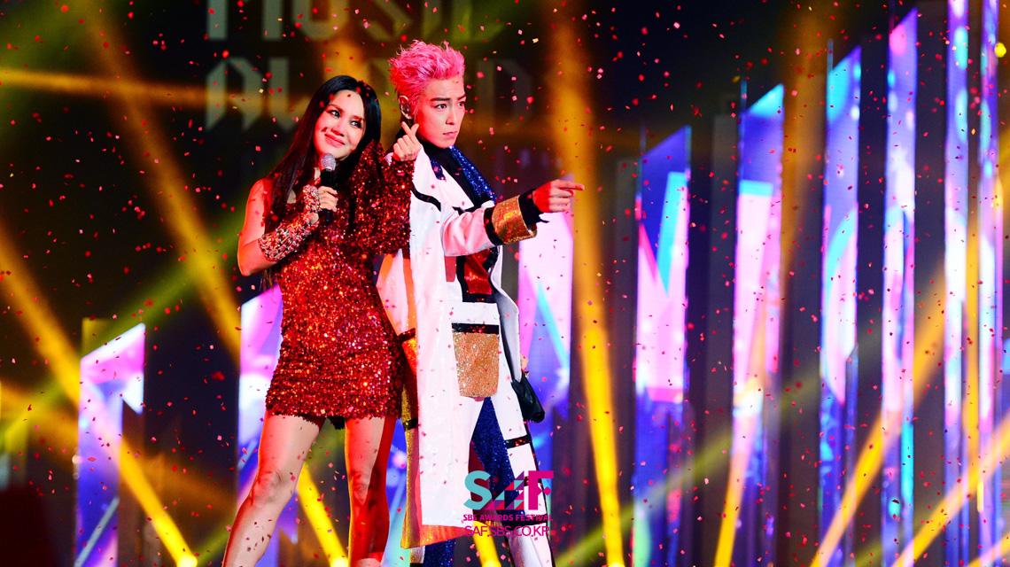Taemin, T.O.P, GOT7, grupos rookie y más iluminan el 2016 SBS Gayo Daejun con colaboraciones increíbles