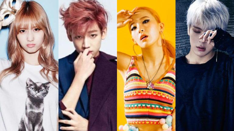 El 2016 KBS Song Festival presentará actuaciones con cámbios de género