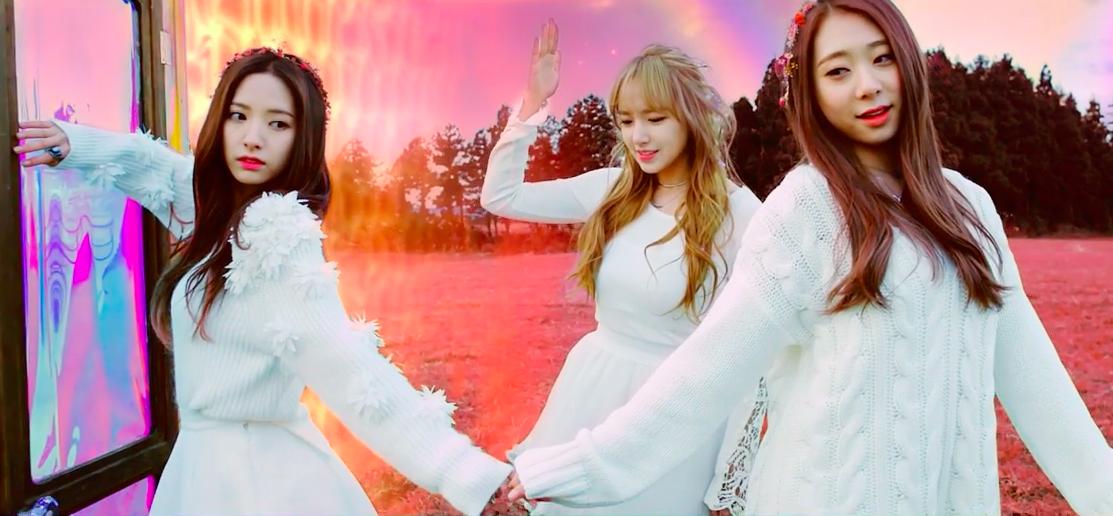 """Cosmic Girls se transforman en maniquíes para el teaser vídeo de """"I Wish"""""""