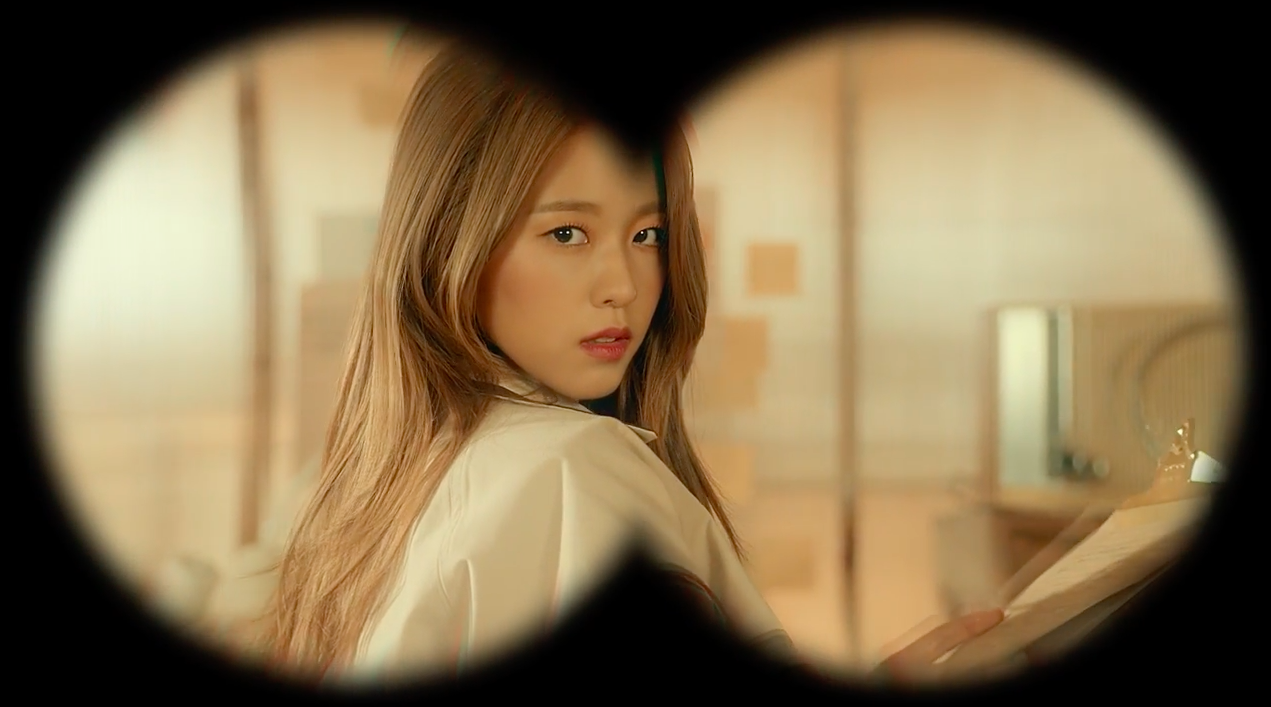 "AOA publica un adelanto del MV de ""Excuse Me"" a través del teaser ""Secret Room"""