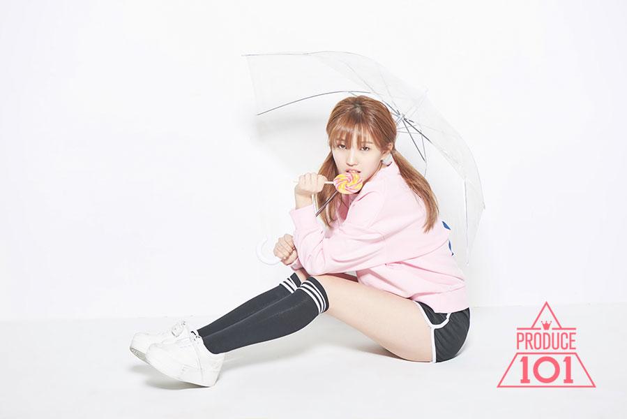 """Jeon Soyeon de """"Produce 101"""" se prepará oficialmente para debutar"""