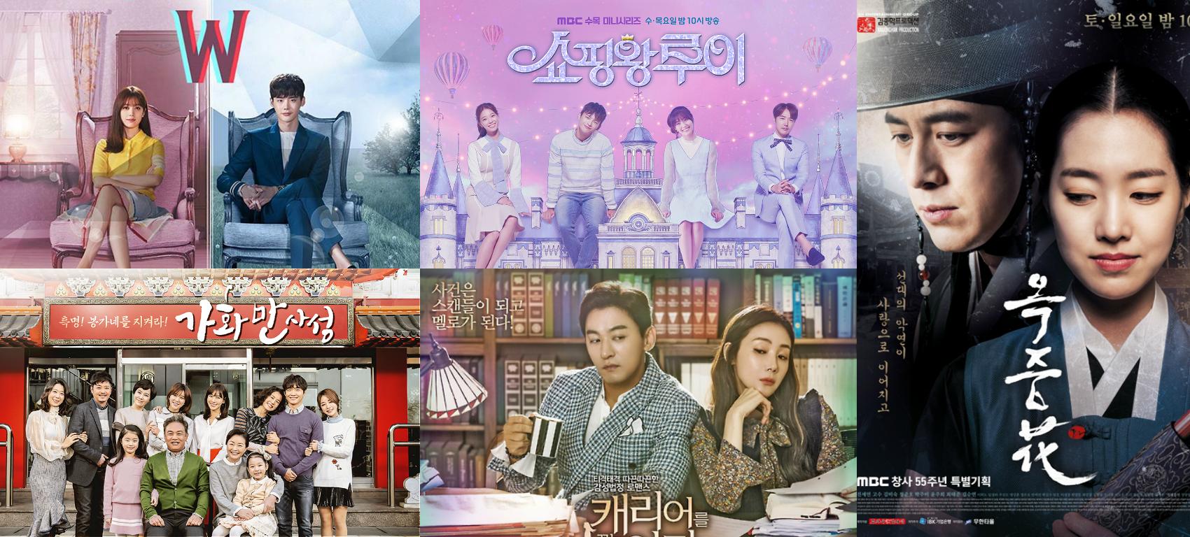El ganador del Gran Premio para los 2016 MBC Drama Awards será determinado por los votos de los espectadores