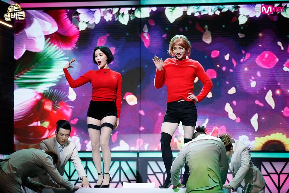 "La ""Adam Couple"", Gain y Jo Kwon, se reúne en ""Golden Tambourine"""