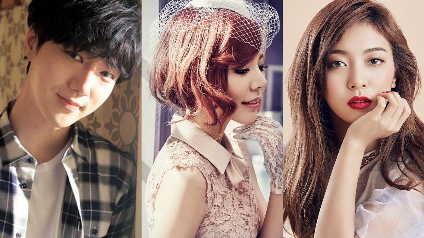 """Yesung, Sunny, Luna y otros más de SMTOWN se unen en el video musical de """"Sound Of Your Heart"""""""