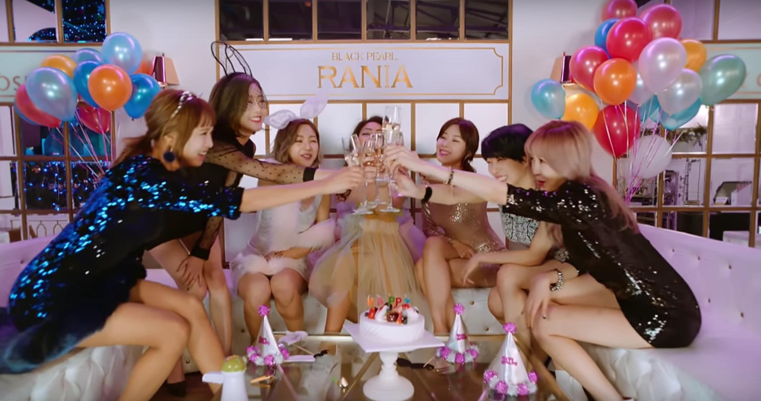"""BP RANIA hace un ardiente comeback con el video musical de """"Start A Fire"""""""