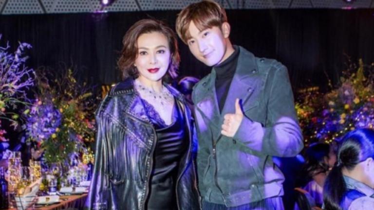 Zhoumi de Super Junior M acaba con los rumores de citas con una estrella de Hong Kong