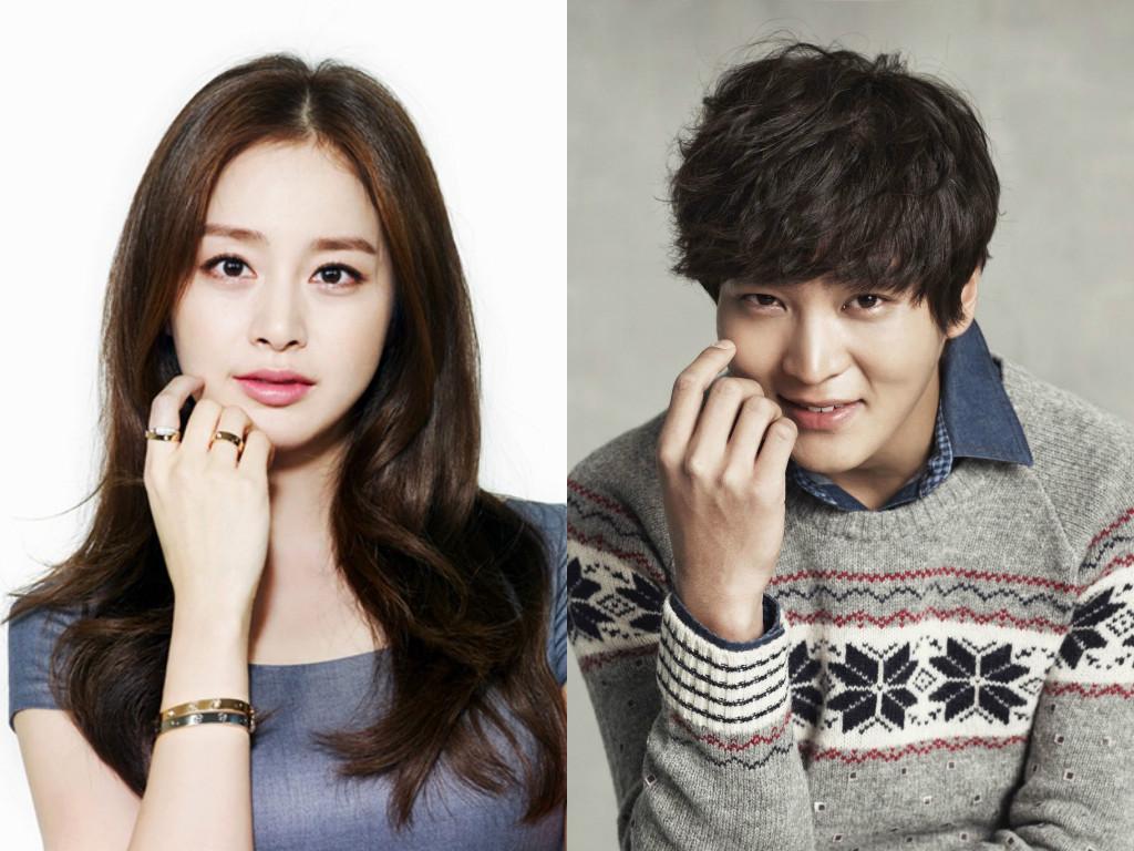 """Kim Tae Hee visita el set de """"My Sassy Girl"""" y le lleva un camión de café a Joo Won"""
