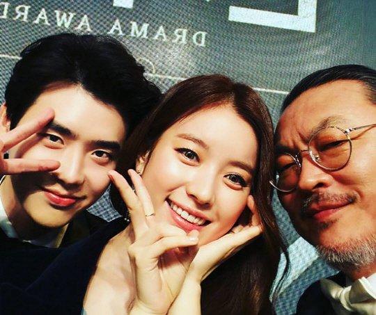 """""""W"""" la más galardonada de los 2016 MBC Drama Awards"""