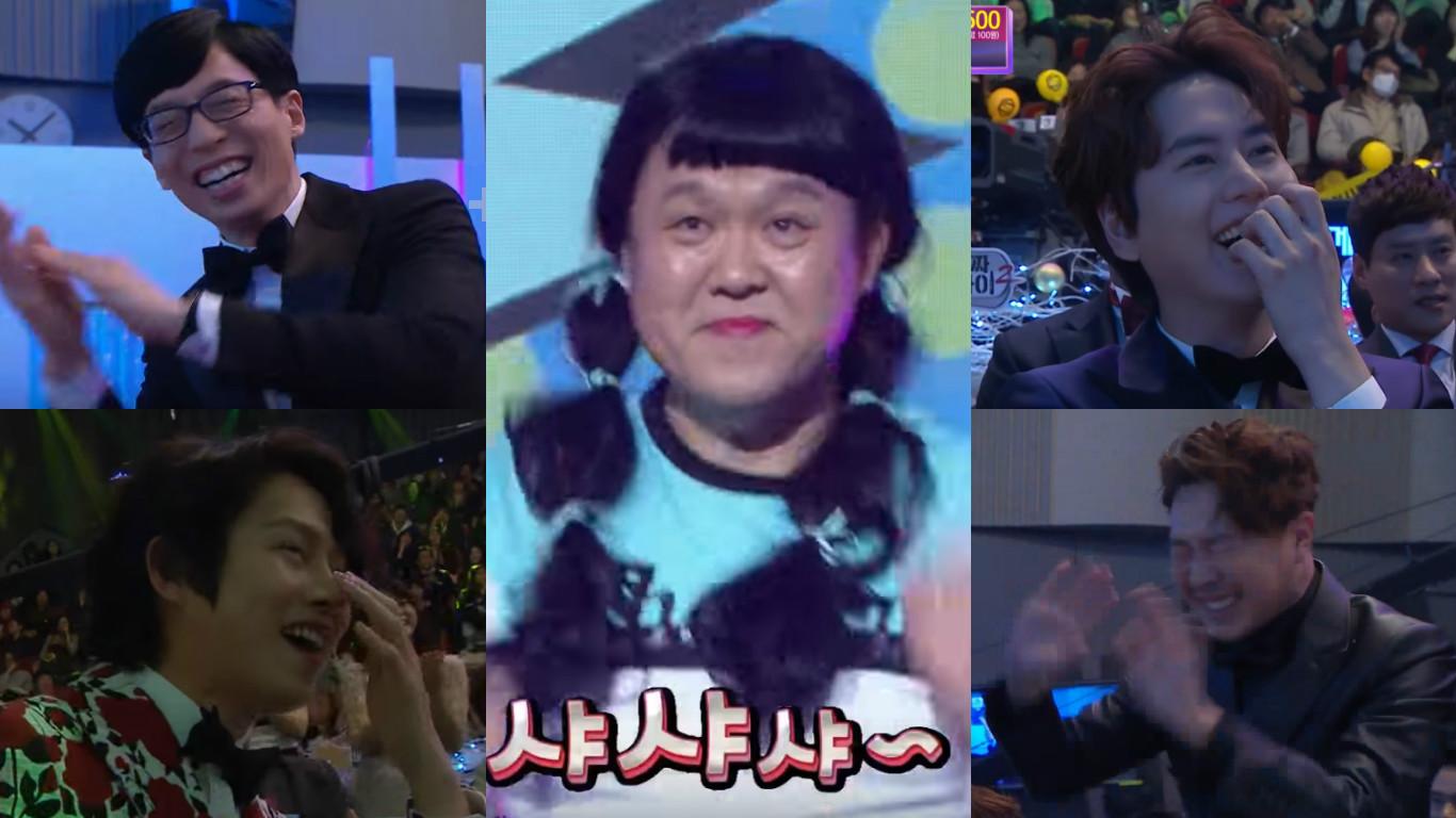 """Kim Gura canta """"Cheer Up"""" de TWICE y la reacción de sus compañeros fue increíble"""