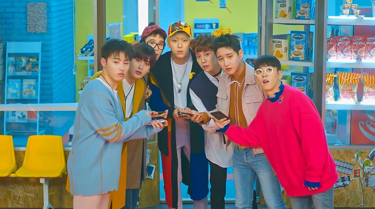 """[ACTUALIZADO] Block B protagoniza su propia serie en nuevo video-teaser de """"Yesterday"""""""