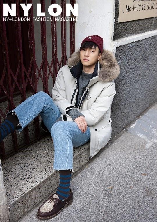 Go Kyung Pyo derretirá tu corazón con su nueva sesión fotográfica para Nylon