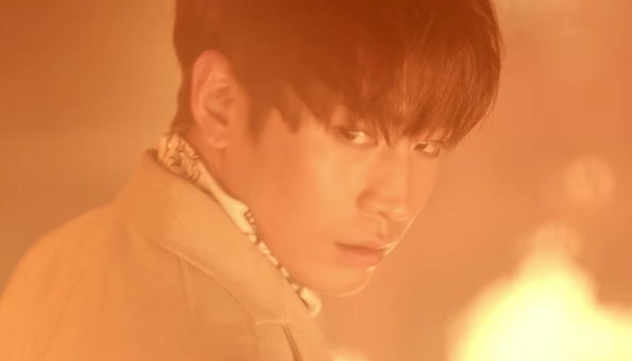 """Eric y Lee Min Woo de Shinhwa son fuego y hielo en MV teaser para """"Touch"""""""