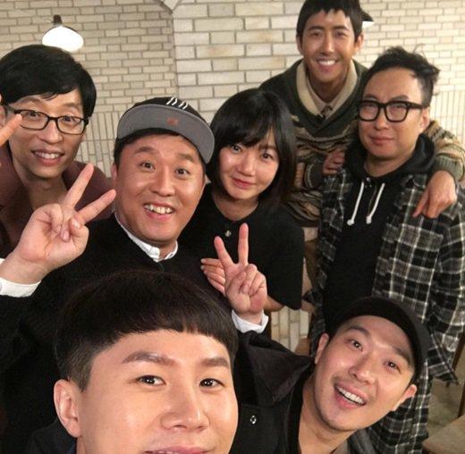 """La actriz Bae Doona invitada al próximo episodio de """"Infinite Challenge"""""""