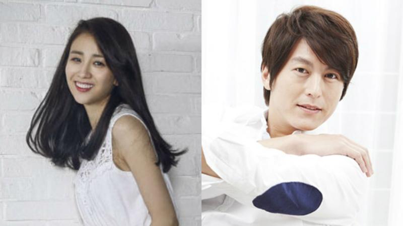 Park Ha Sun y Ryu Soo Young anuncian su próximo matrimonio
