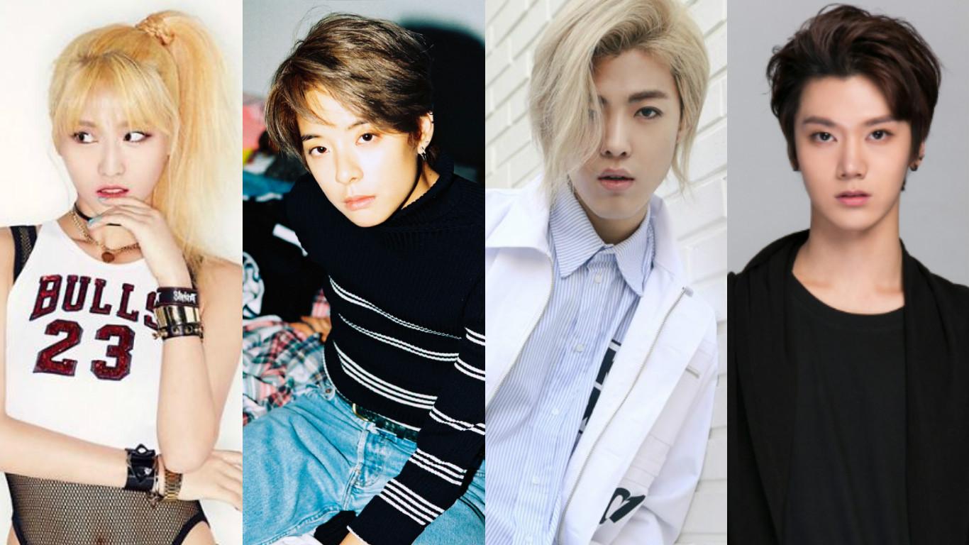 Momo de TWICE, Amber de f(x), Kangnam y Ten de NCT aparecerán en un nuevo programa de variedades