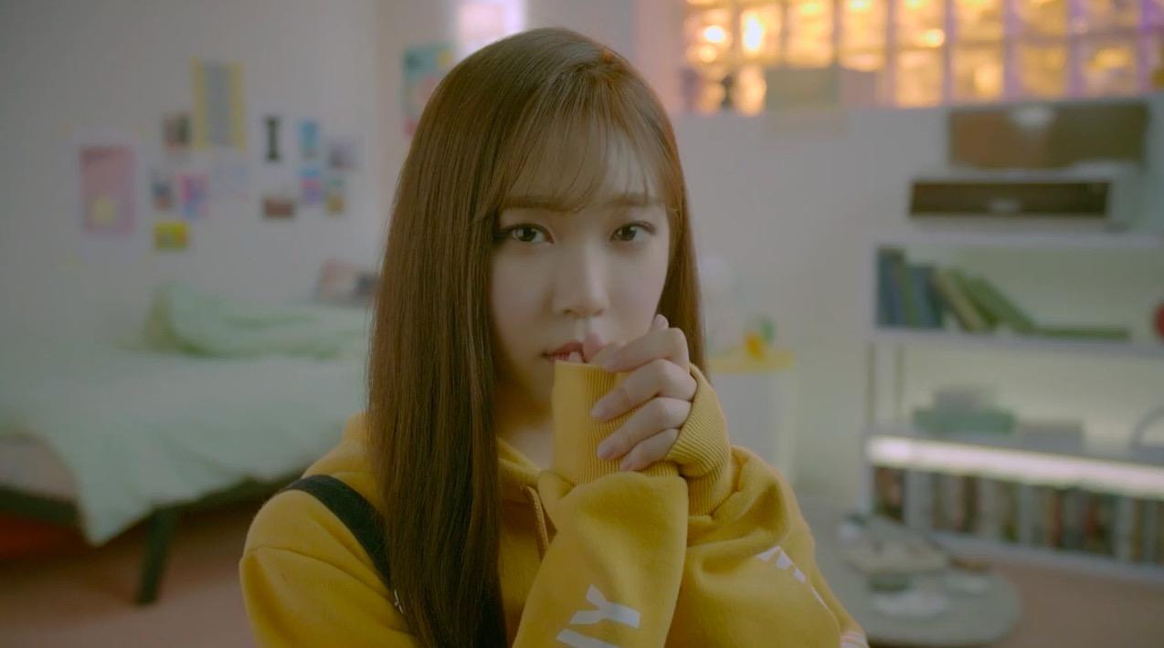 """I"" (Cha Yoon Ji) nos da una mirada de su vídeo musical debut con vídeo teaser"