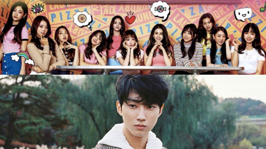 La agencia de I.O.I revela planes para posible lanzamiento de canción, podría ser escrita por Jinyoung de B1A4