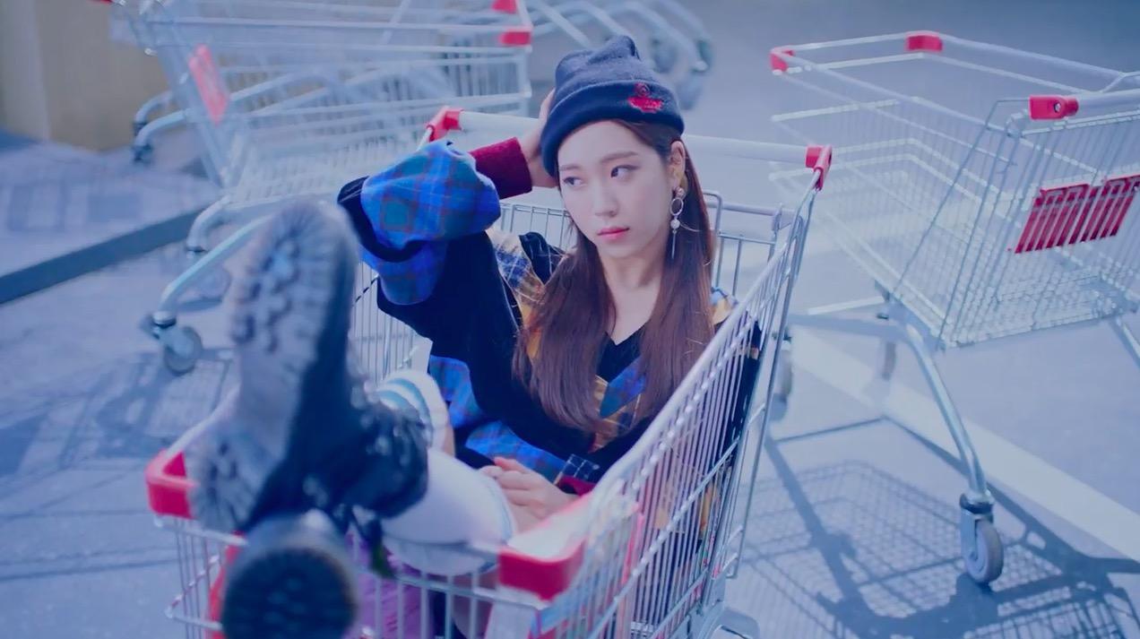 """""""I"""" (Cha Yoon Ji) lanza el MV de su canción de debut en colaboración con Tiger JK"""