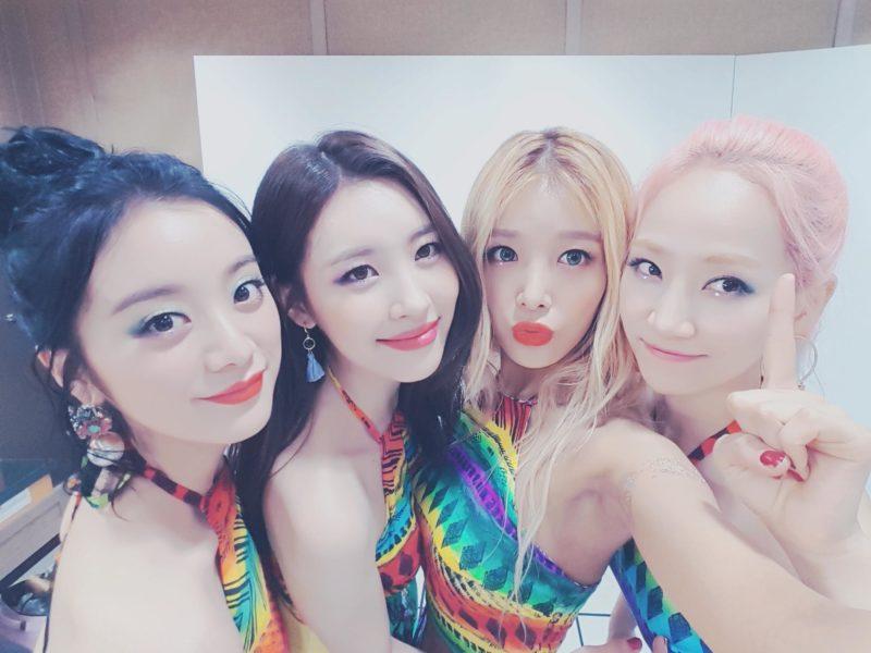 La foto de Wonder Girls es removida del edificio de JYP y causa especulaciones