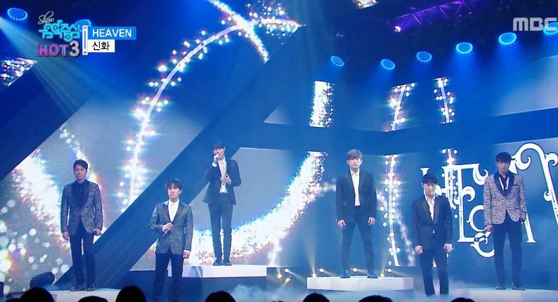 """Shinhwa, Hello Venus y SONAMOO, entre otros, actúan en """"Music Core"""""""