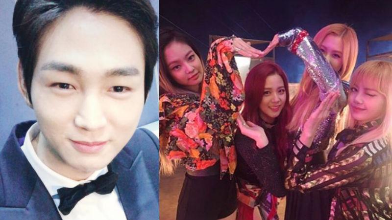 Lee Won Geun es un adorable fanboy de BLACKPINK