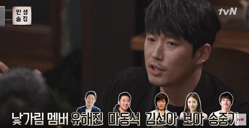 Jang Hyuk habla de su grupo de amigos para beber el cual incluye a BoA y Song Joong Ki