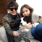 Yoon Sang Hyun y Maybee esperan su segundo hijo