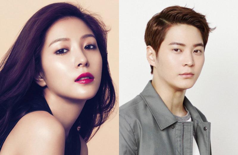 ¡Joo Won y BoA son la nueva pareja de celebridades!