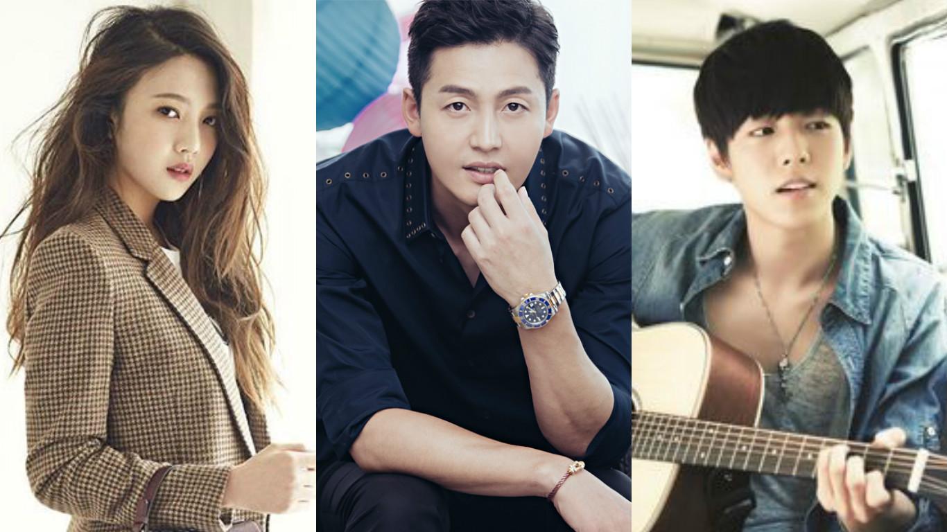 "Lee Jung Jin se unirá a Joy de Red Velvet y Lee Hyun Woo en nuevo drama ""She Loves Lies"""