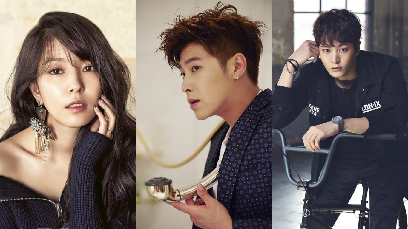 Se sospecha que Yunho de TVXQ es el cupido en la relación de BoA y Joo Won