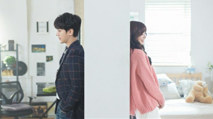 """[Actualizado] Yesung de Super Junior y Seulgi de Red Velvet comparten dulces imágenes teaser para su próxima canción """"Darling U"""""""