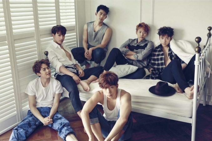 """Los miembros de 2PM obtienen trabajos a tiempo parcial en Australia para el próximo programa de viaje, """"Wild Beat"""""""