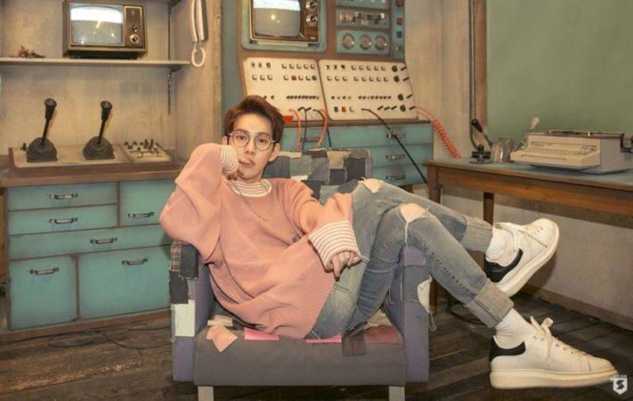 Park Kyung de Block B habla sobre el apoyo que ha recibido de sus miembros de grupo