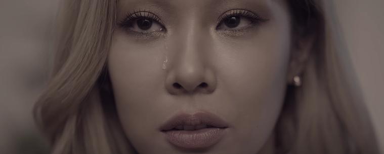 """Jessi derrama una lágrima en el teaser de """"Don't Make Me Cry"""""""