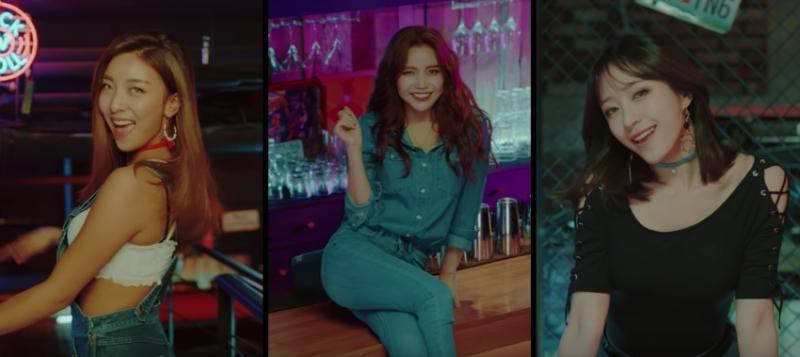 """Luna de f(x), Solar de MAMAMOO y Hani de EXID están en conversaciones para promocionar su pista de colaboración, """"Honey Bee"""""""