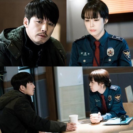 """El drama """"Voice"""" de Jang Hyuk en OCN comienza su primera semana con buena audiencia"""