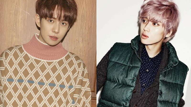 Park Kyung de Block B dice que él y Niel de Teen Top se animaron mutuamente por los pobres resultados de venta de su música