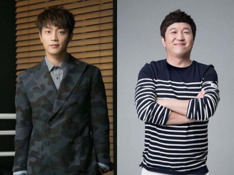 Yoon Doo Joon de BEAST apoya a Jung Hyung Don durante una emergencia familiar
