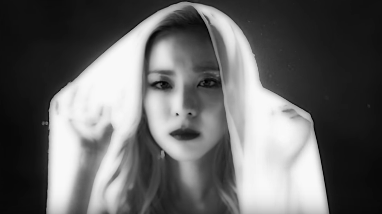 """Sandara Park comparte letra descorazonadora de """"Goodbye"""" de 2NE1 (aguanta las lágrimas)"""
